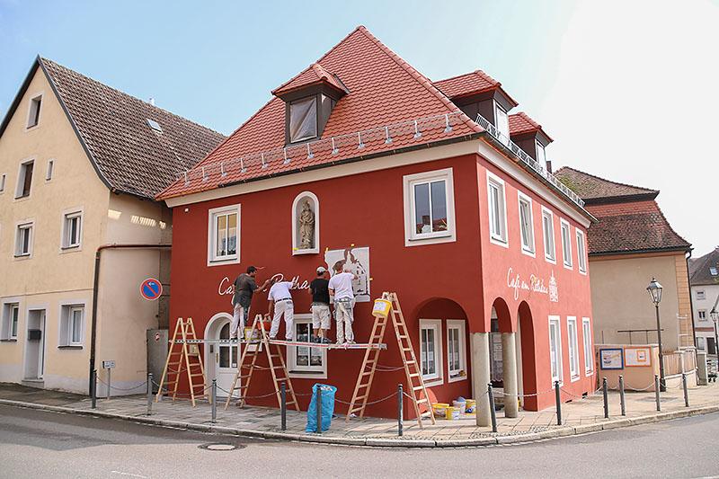 Café-Eröffnung am 15.09.2018