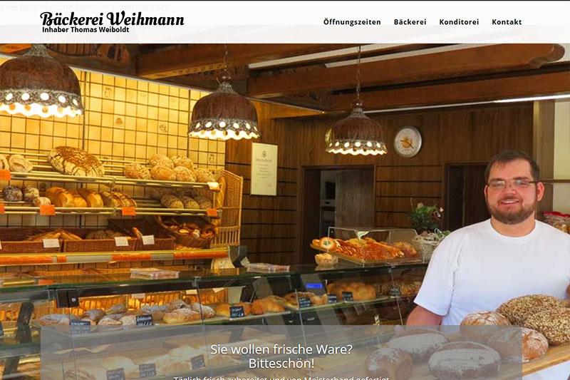 Bäckerei Weihmann Weißenburg